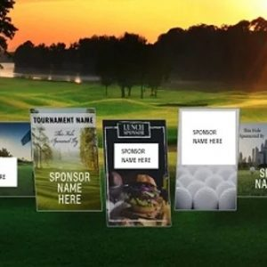 GOLF OUTING | General Sponsor