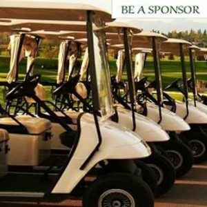 GOLF OUTING | Golf Cart Sponsor